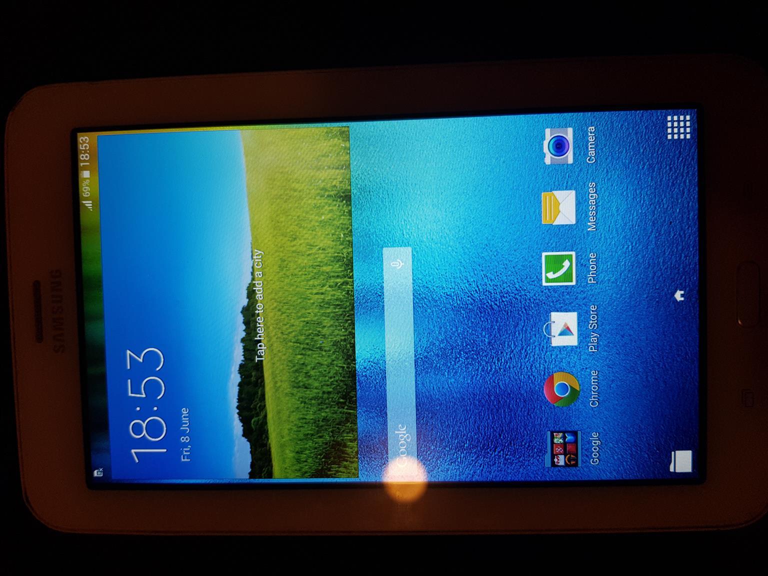 Samsung Tab3 lite tablet