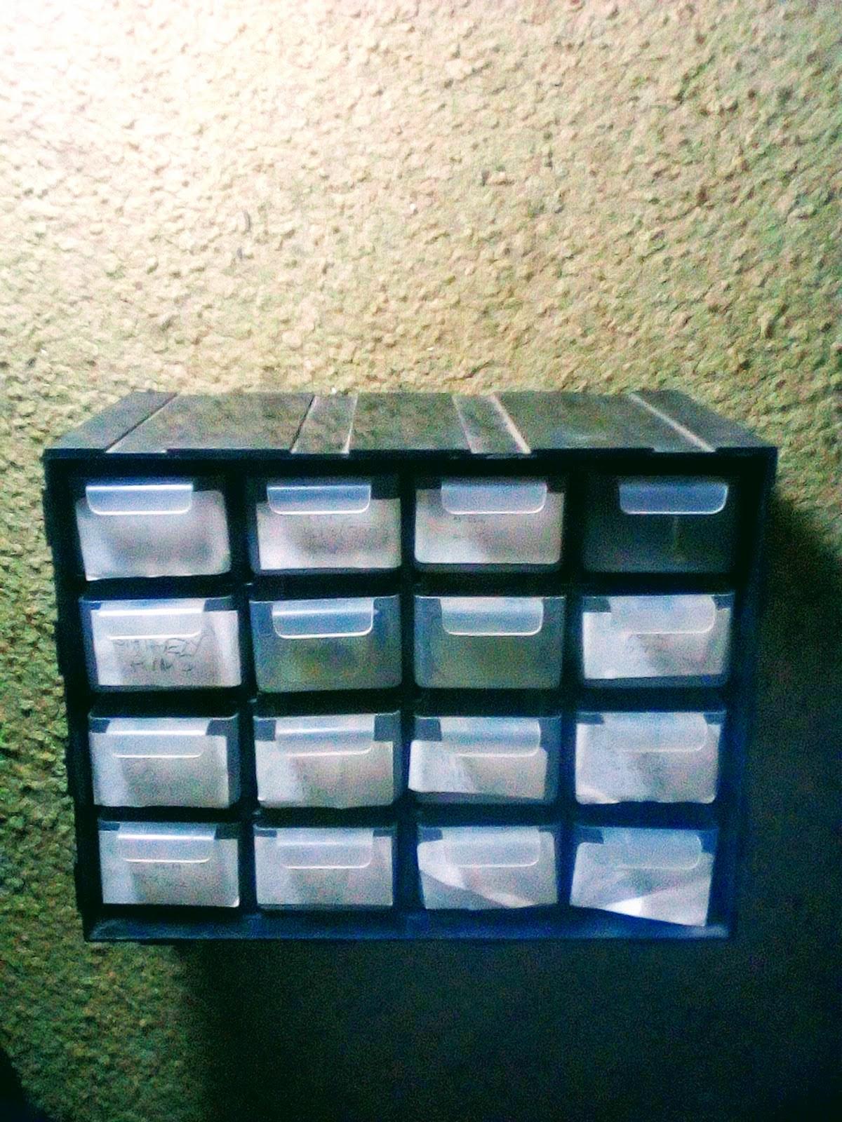 16 Draw Cabinet .