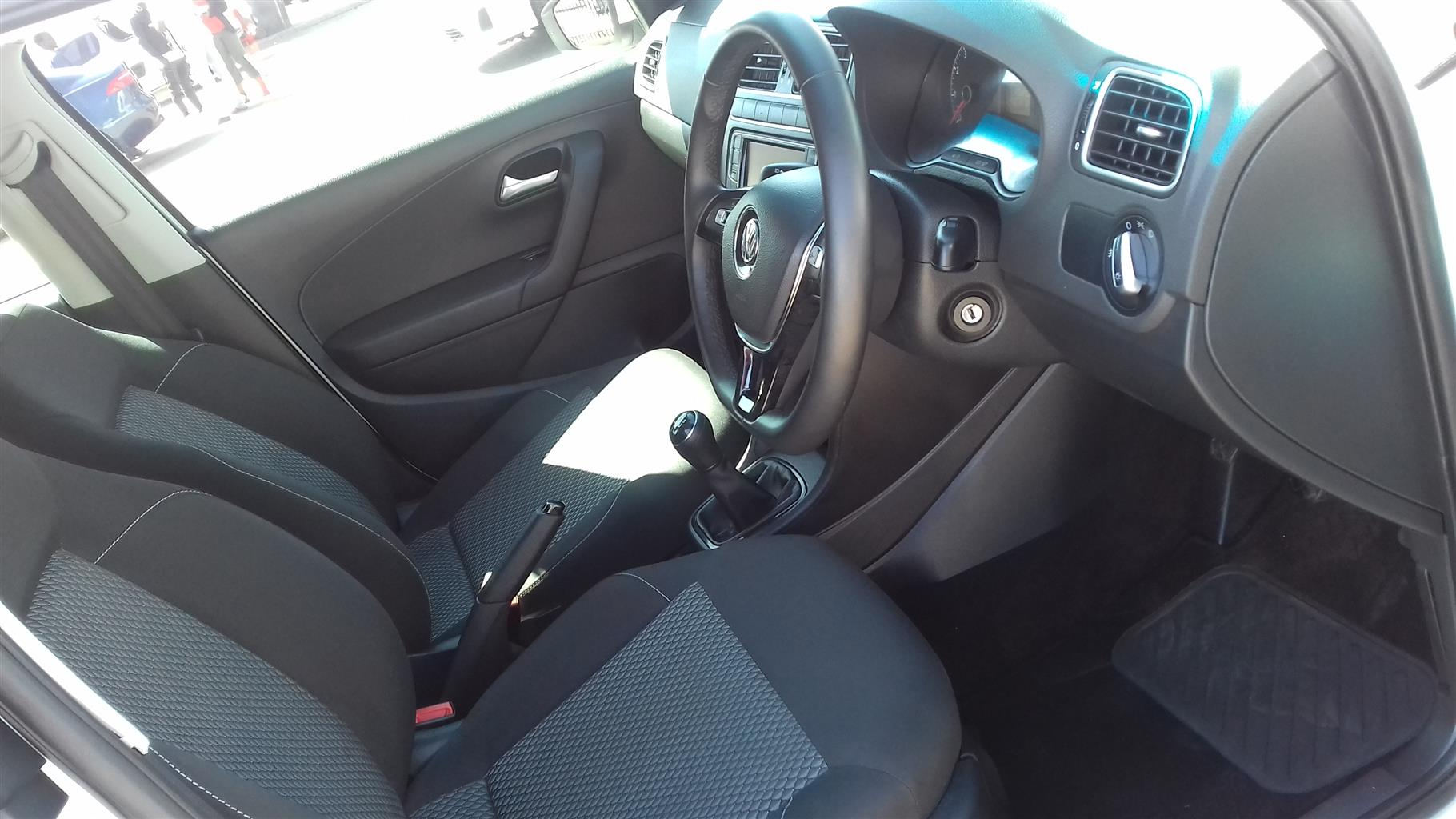2019 VW Polo Vivo hatch 1.6 Comfortline