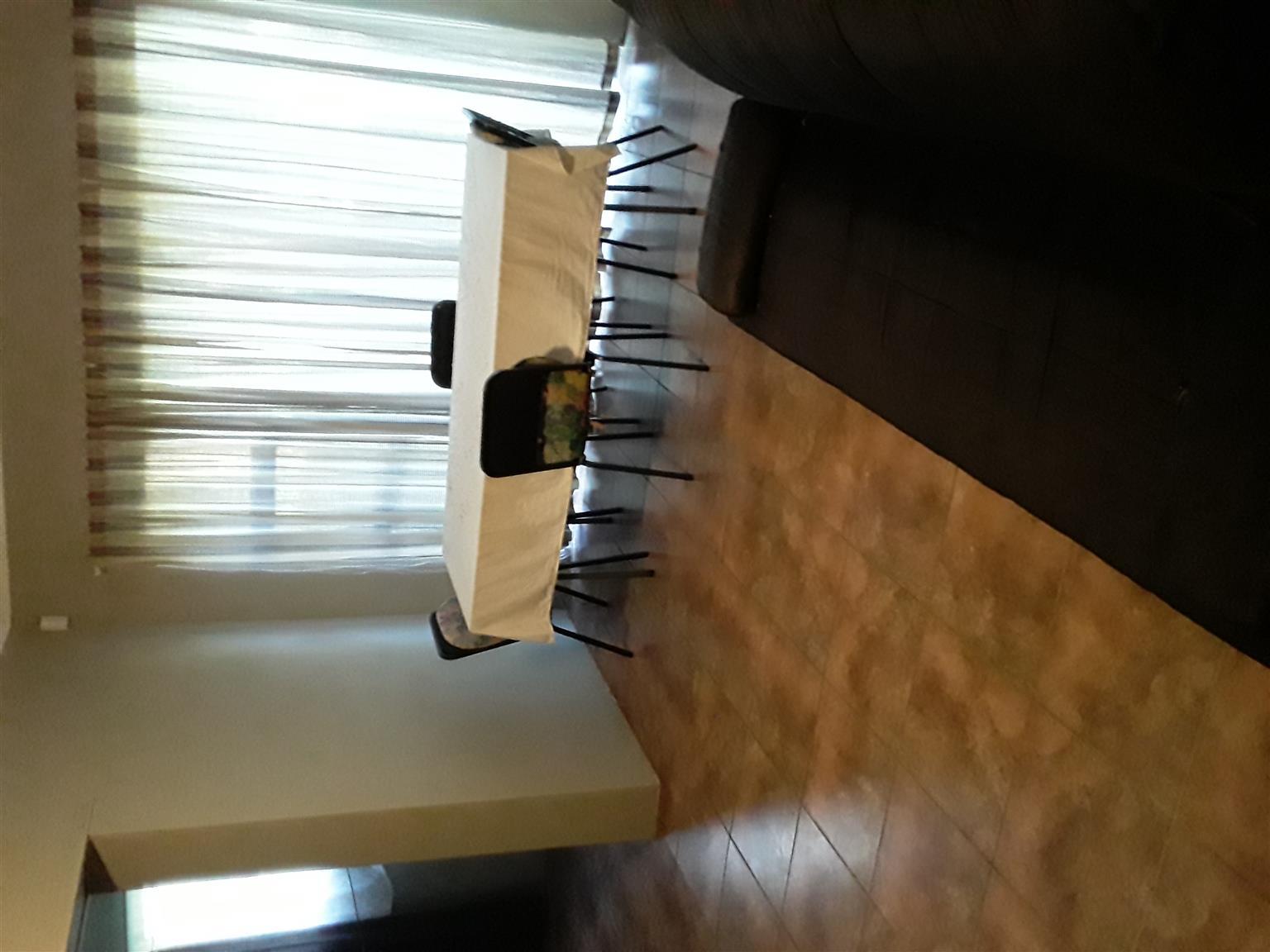 1 Slaapkamer tuin woonstel