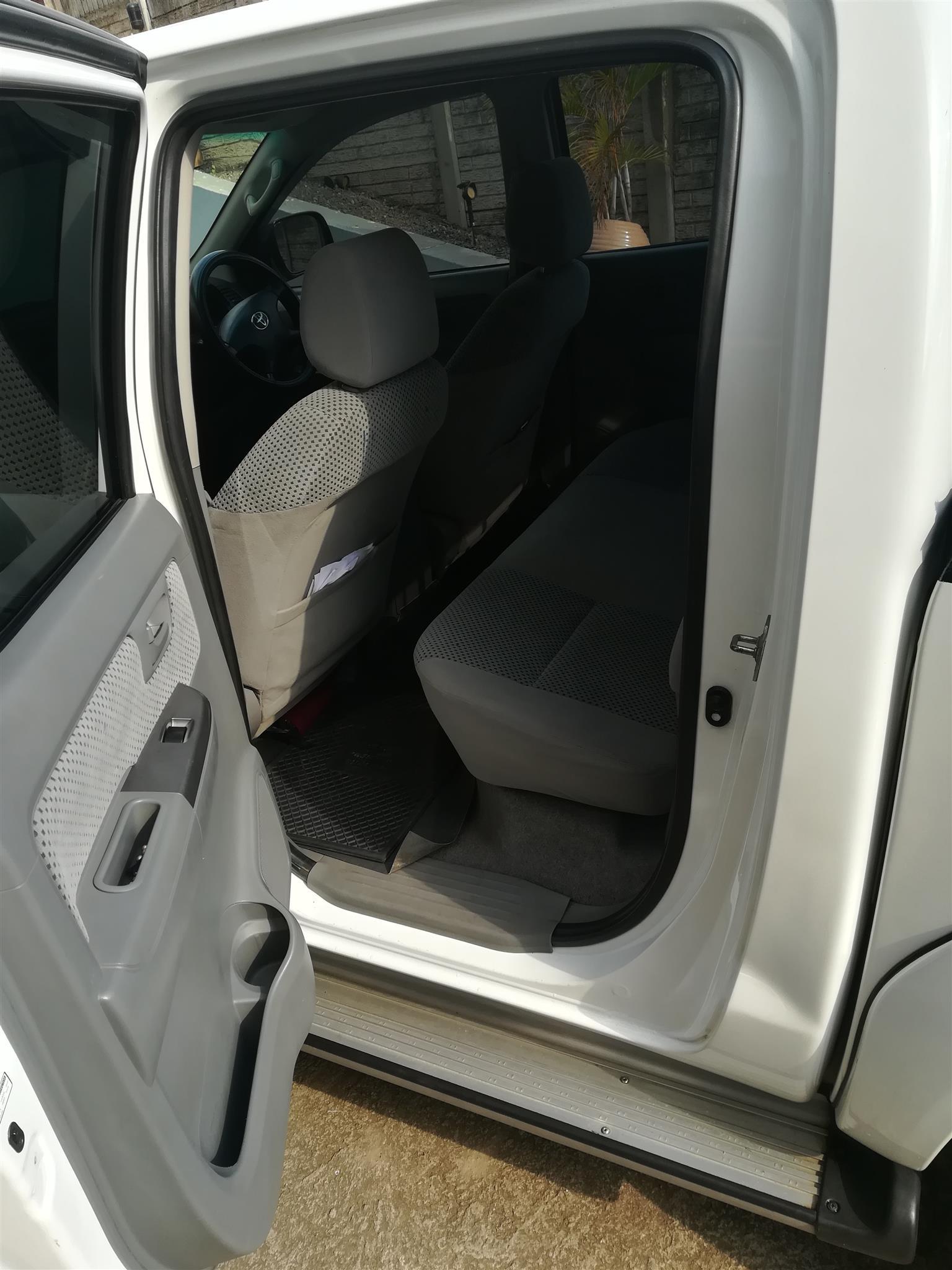 2008 Toyota Hilux double cab HILUX 2.7 VVTi RB S P/U D/C