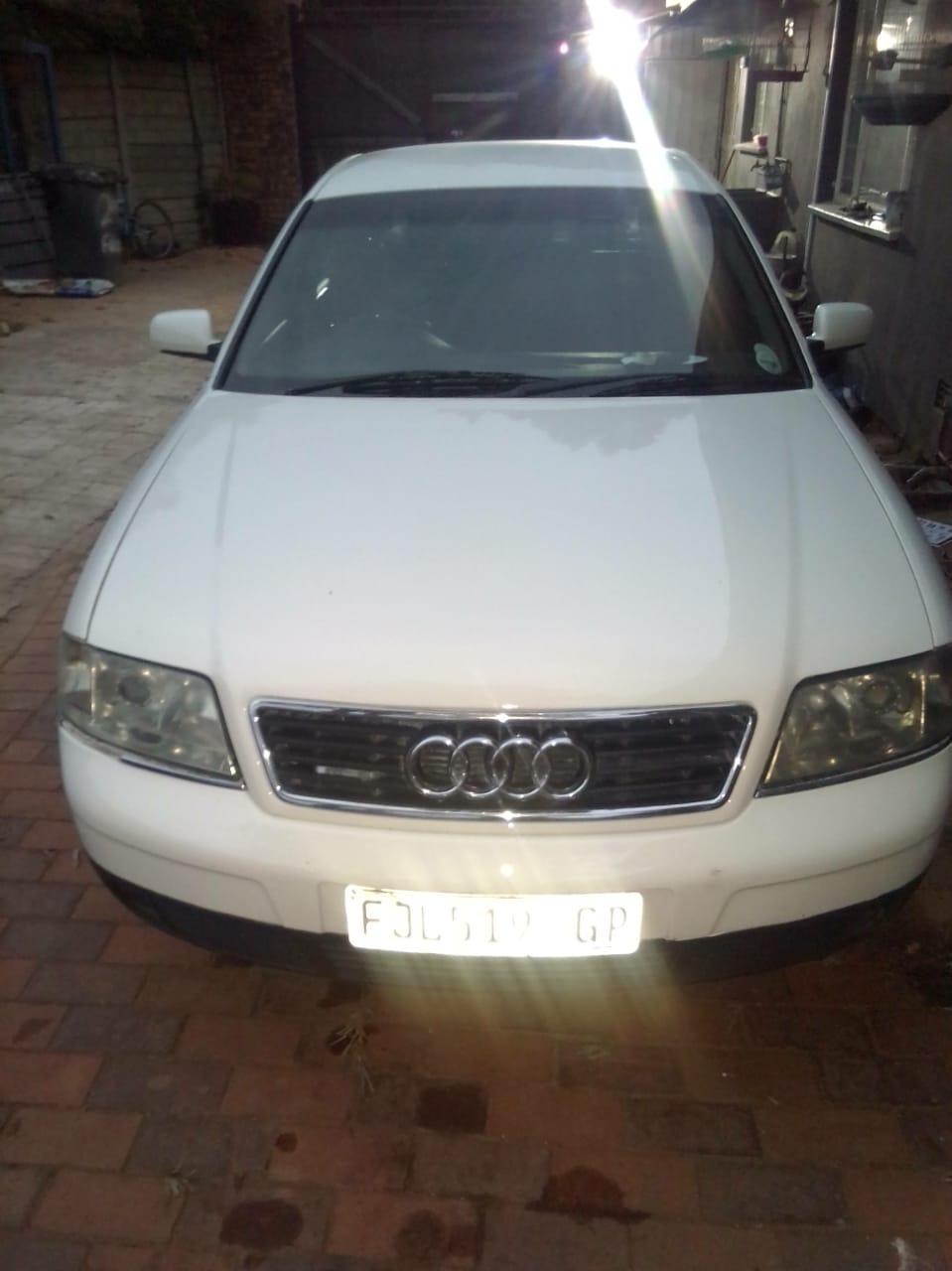 2000 Audi Quattro