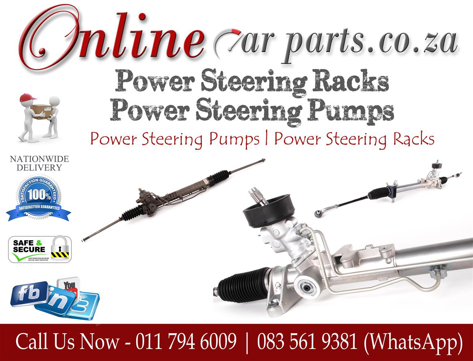 High Quality Power Steering Racks Power Steering Pumps Rack Ends Tie Rod Ends
