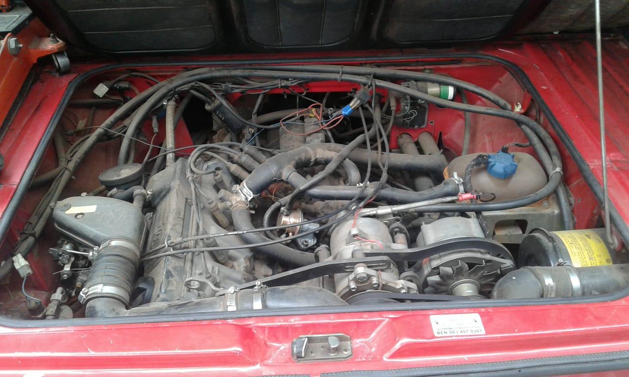 1996 VW Volkiesbus