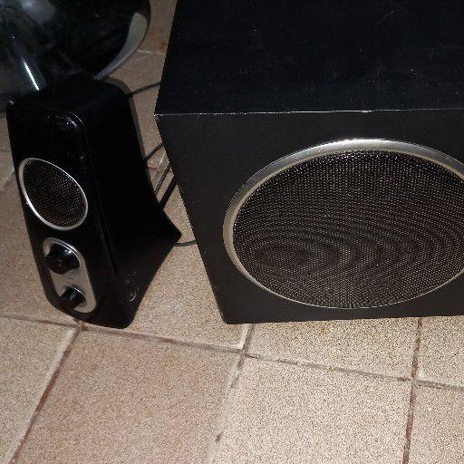 logitech z523 speakers