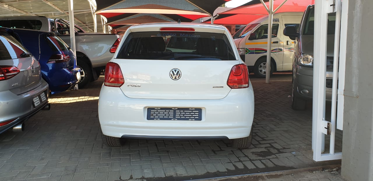 2013 VW Polo hatch 1.2TSI Highline