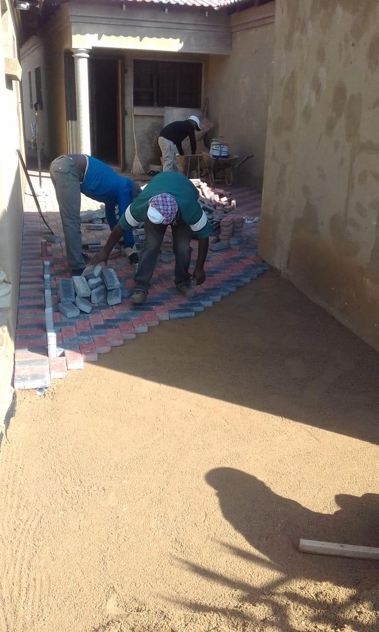 mkheshekheshe building constraction