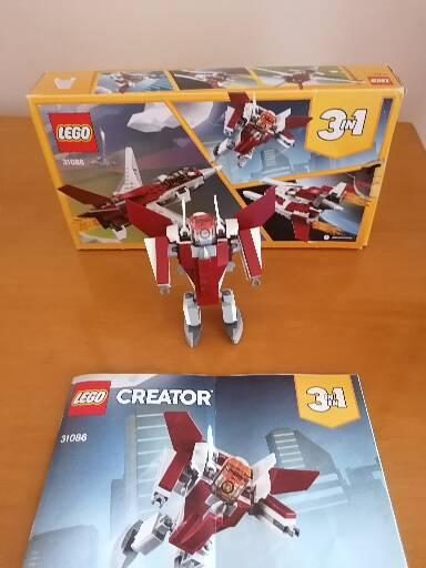 3 in 1 Lego set