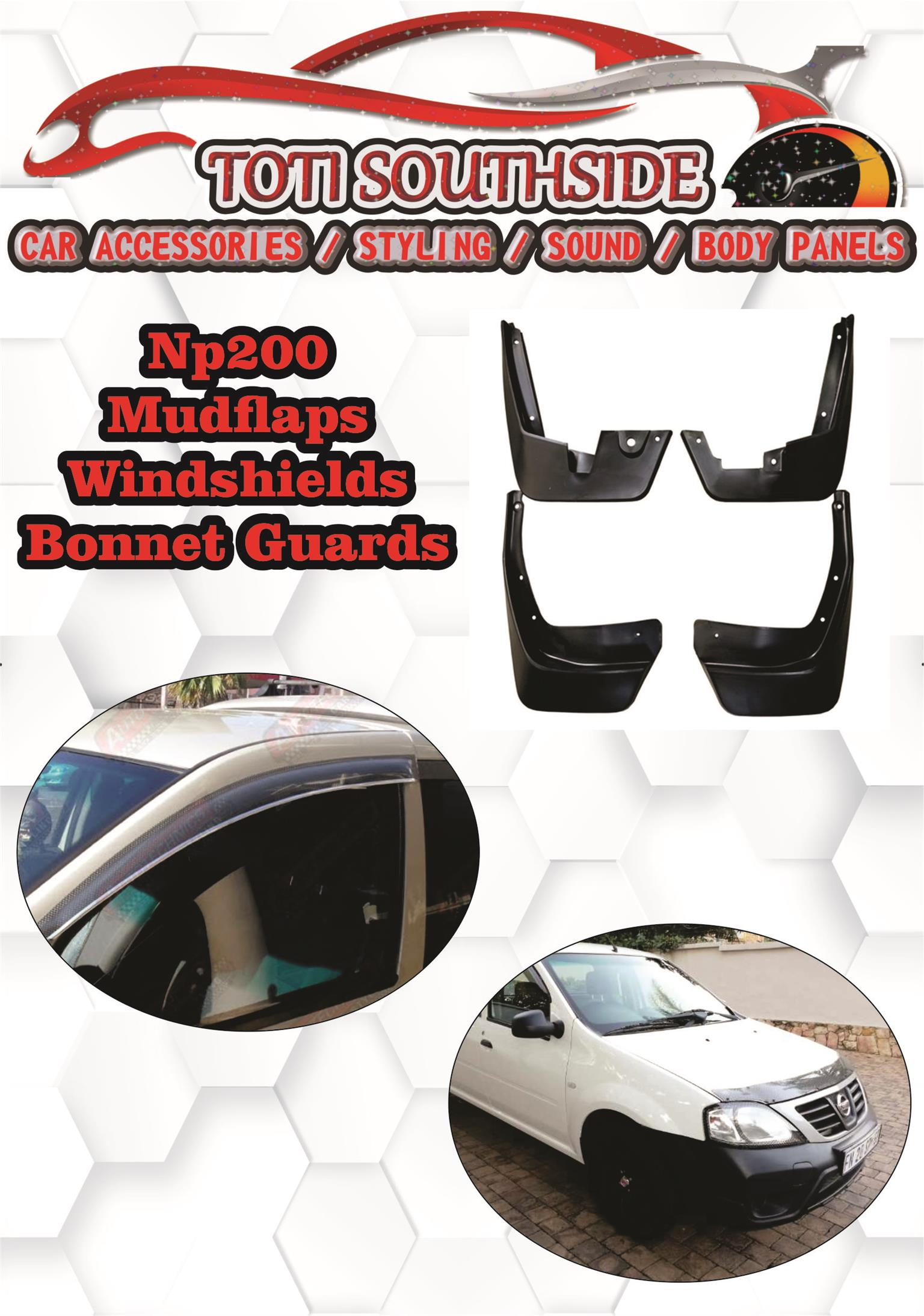 Nissan NP200 Accessories