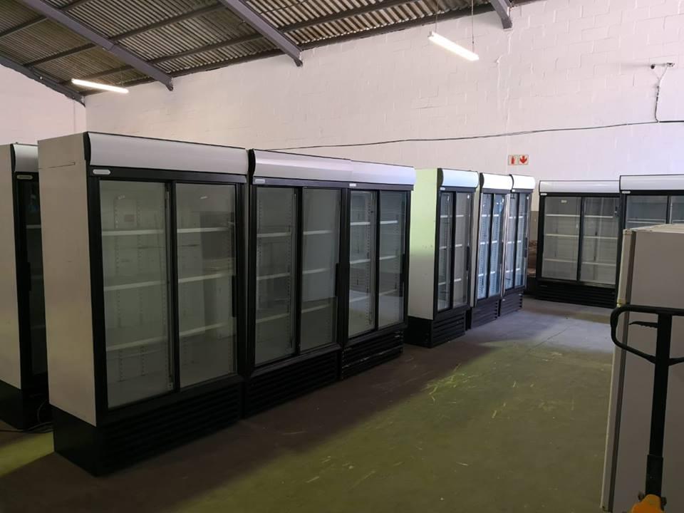 Display Fridge double doors(890x20mm)