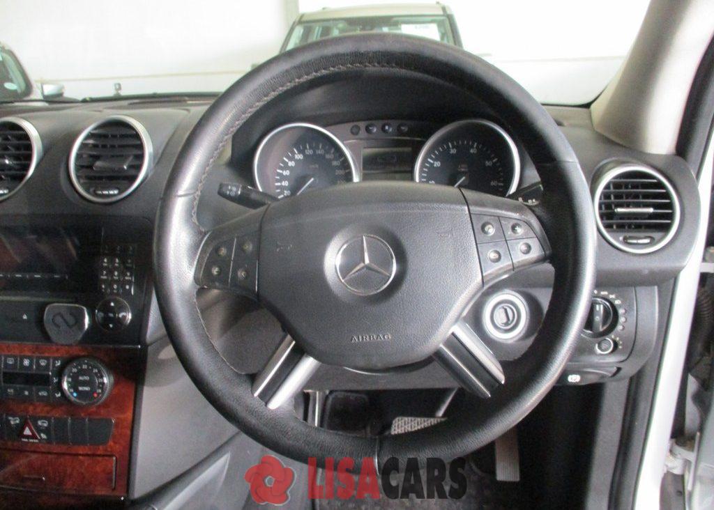 2006 Mercedes Benz ML 500
