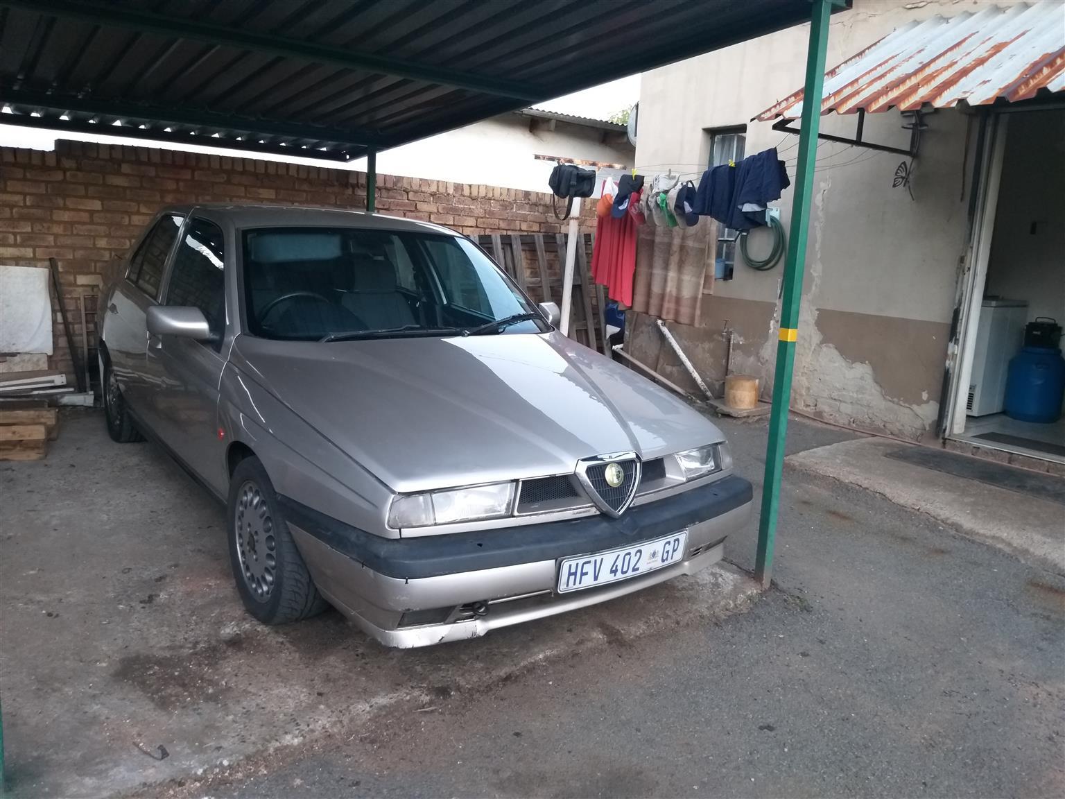 Alfa Romeo 155 V6, 1996
