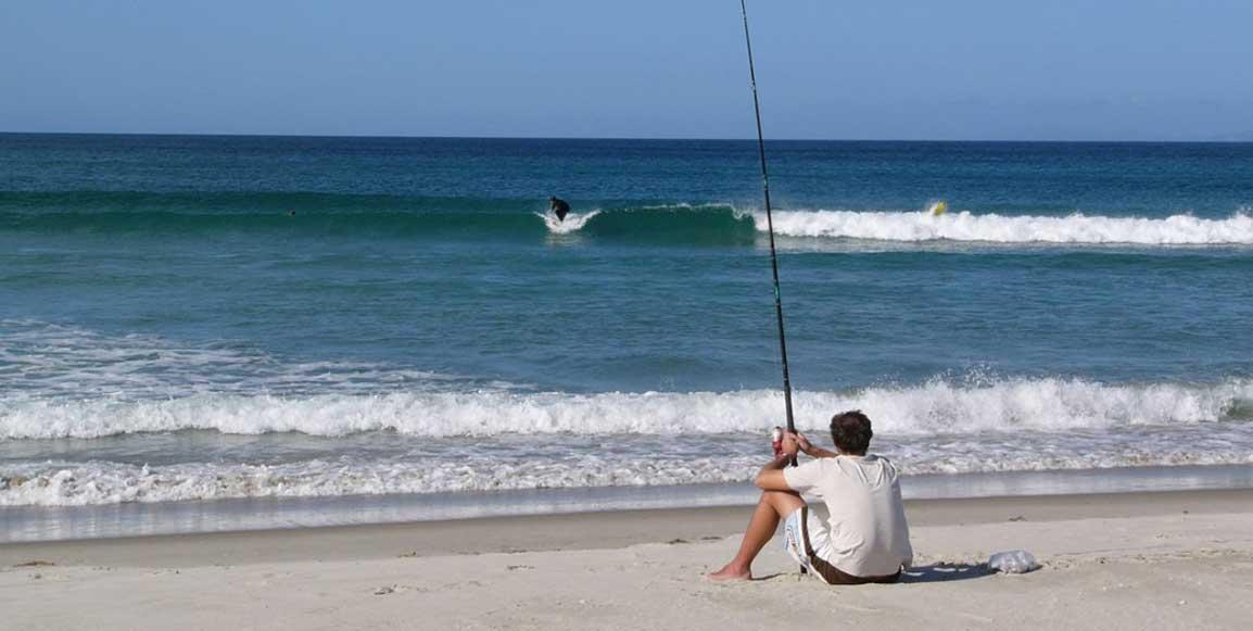 Sea stand - South Coast