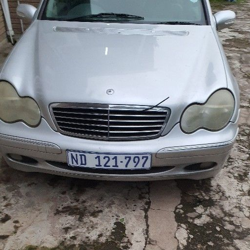 Mercedes C180 Kompressor 2001 Urgent Sale