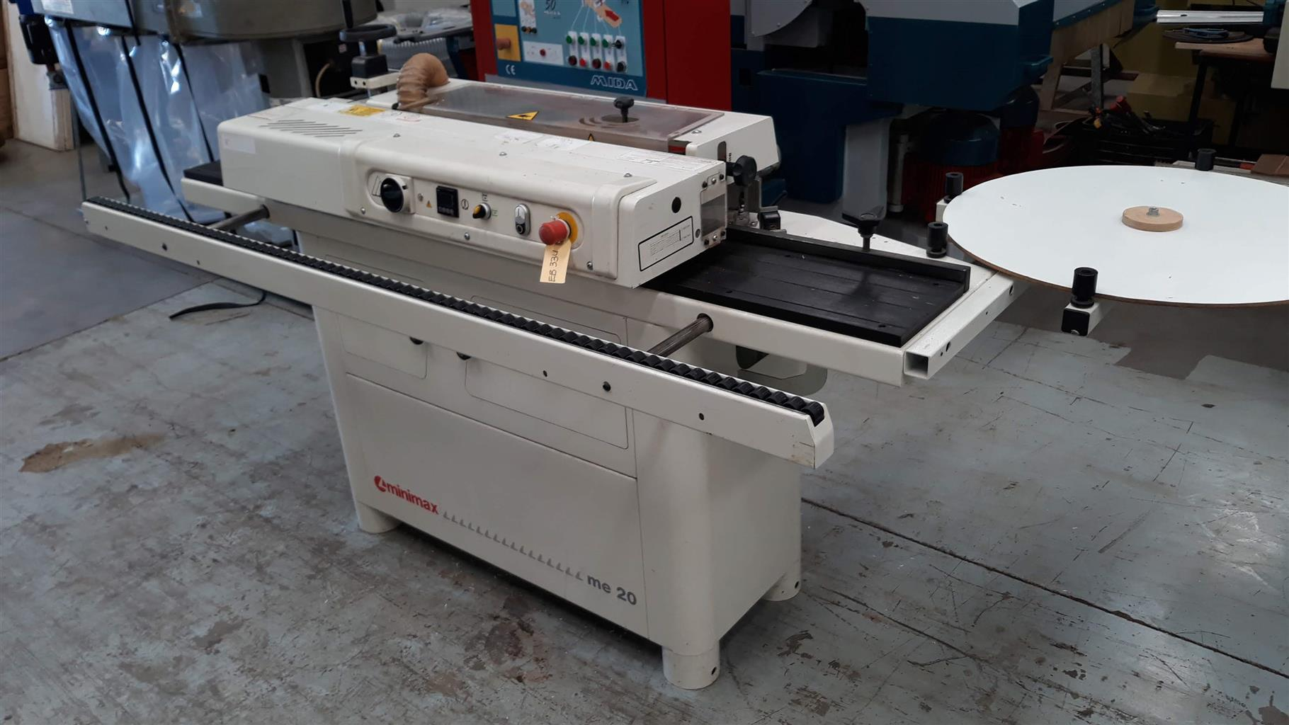 Used Woodwork Machinery For Sale
