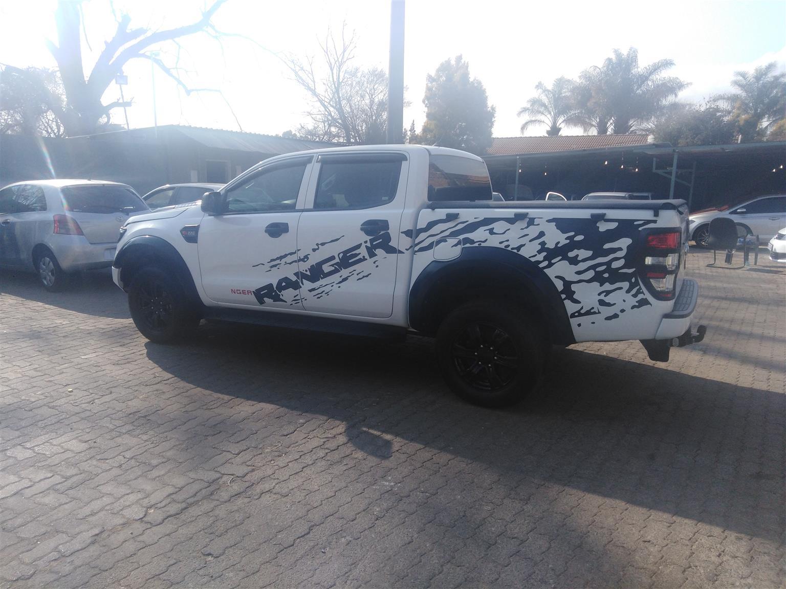 2019 Ford Ranger 2.2