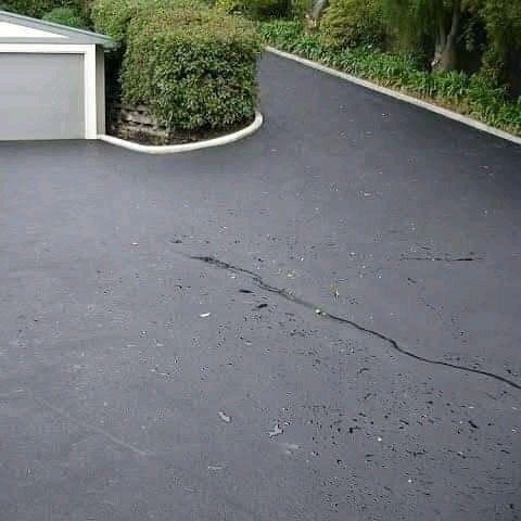 tar surface