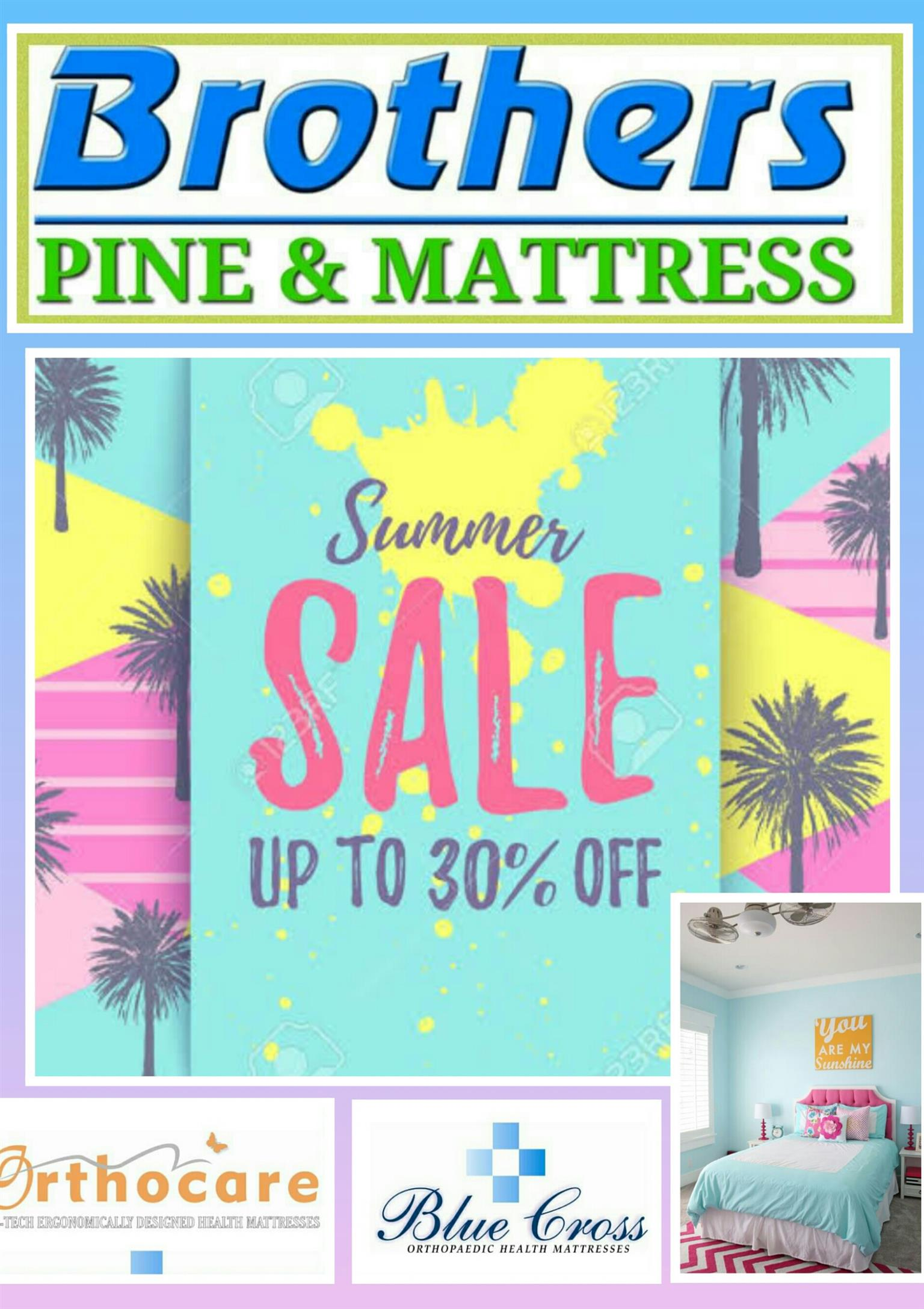 Brothers Pine & Mattress