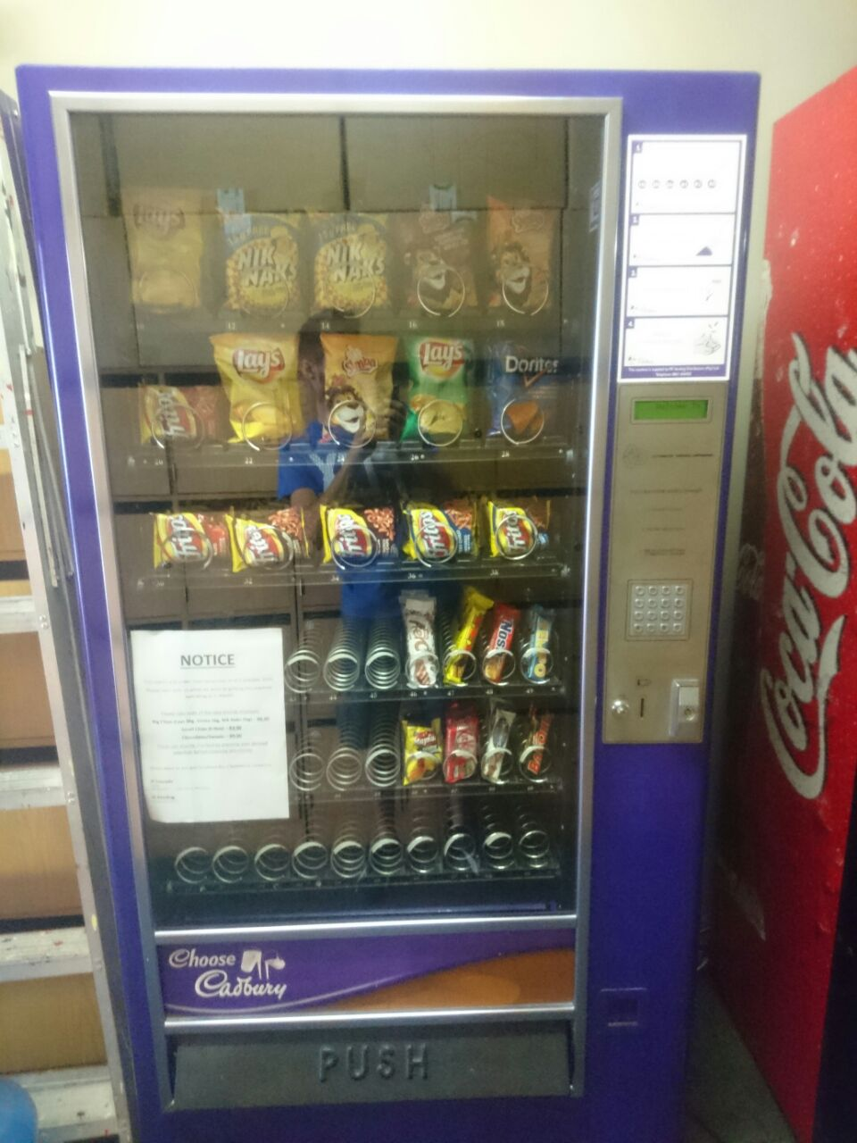 vending machine business for sale | junk mail