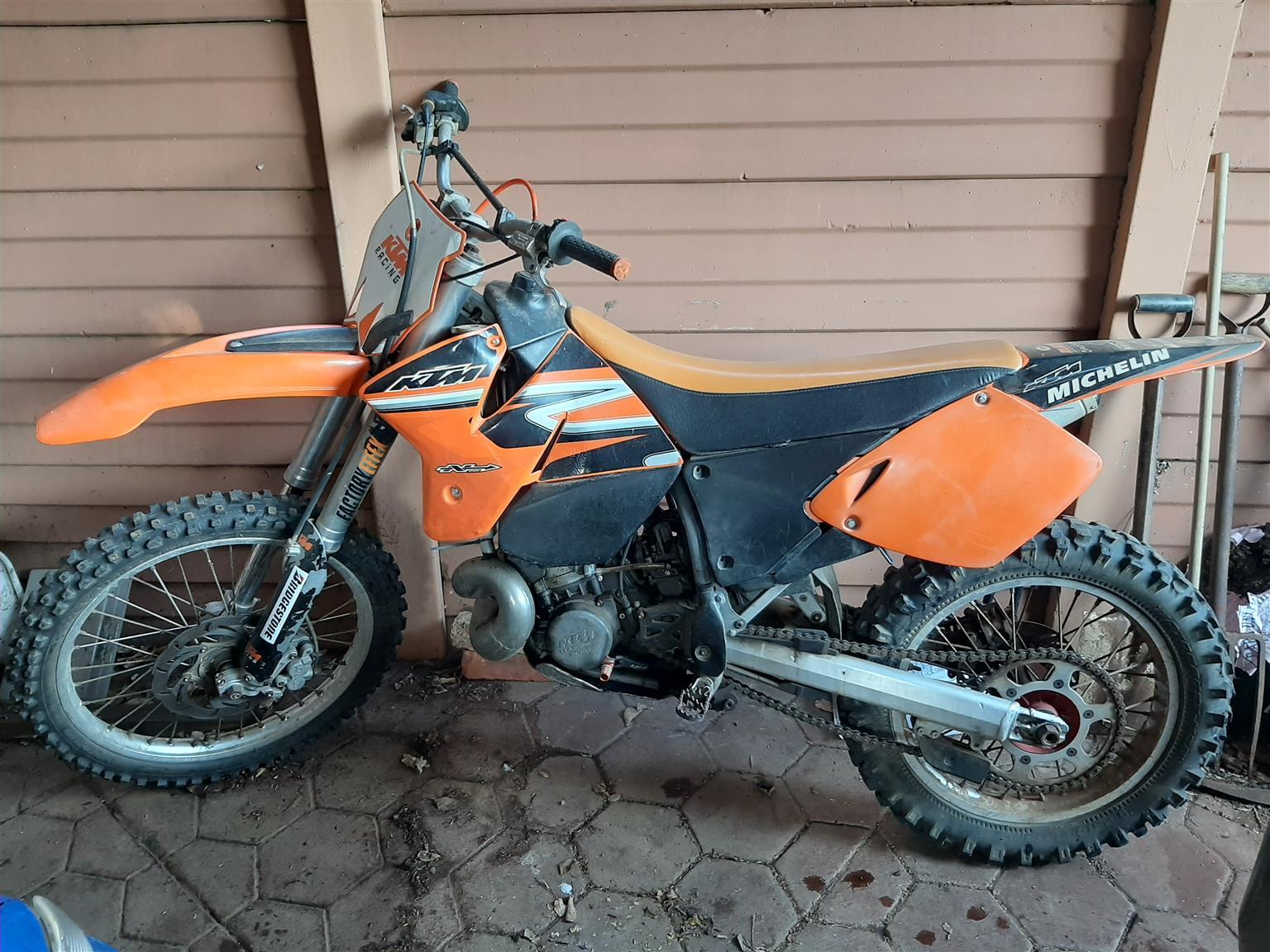 KTM 250 2 STROKE