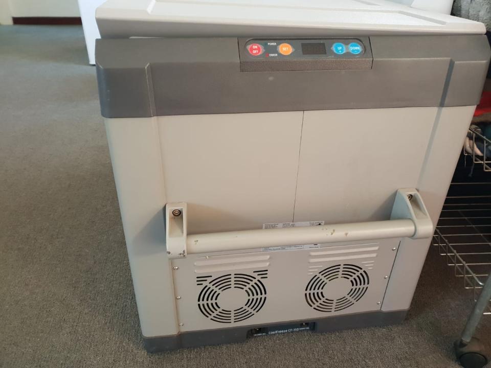 Waeco CF 110 camping fridge/freezer | Junk Mail