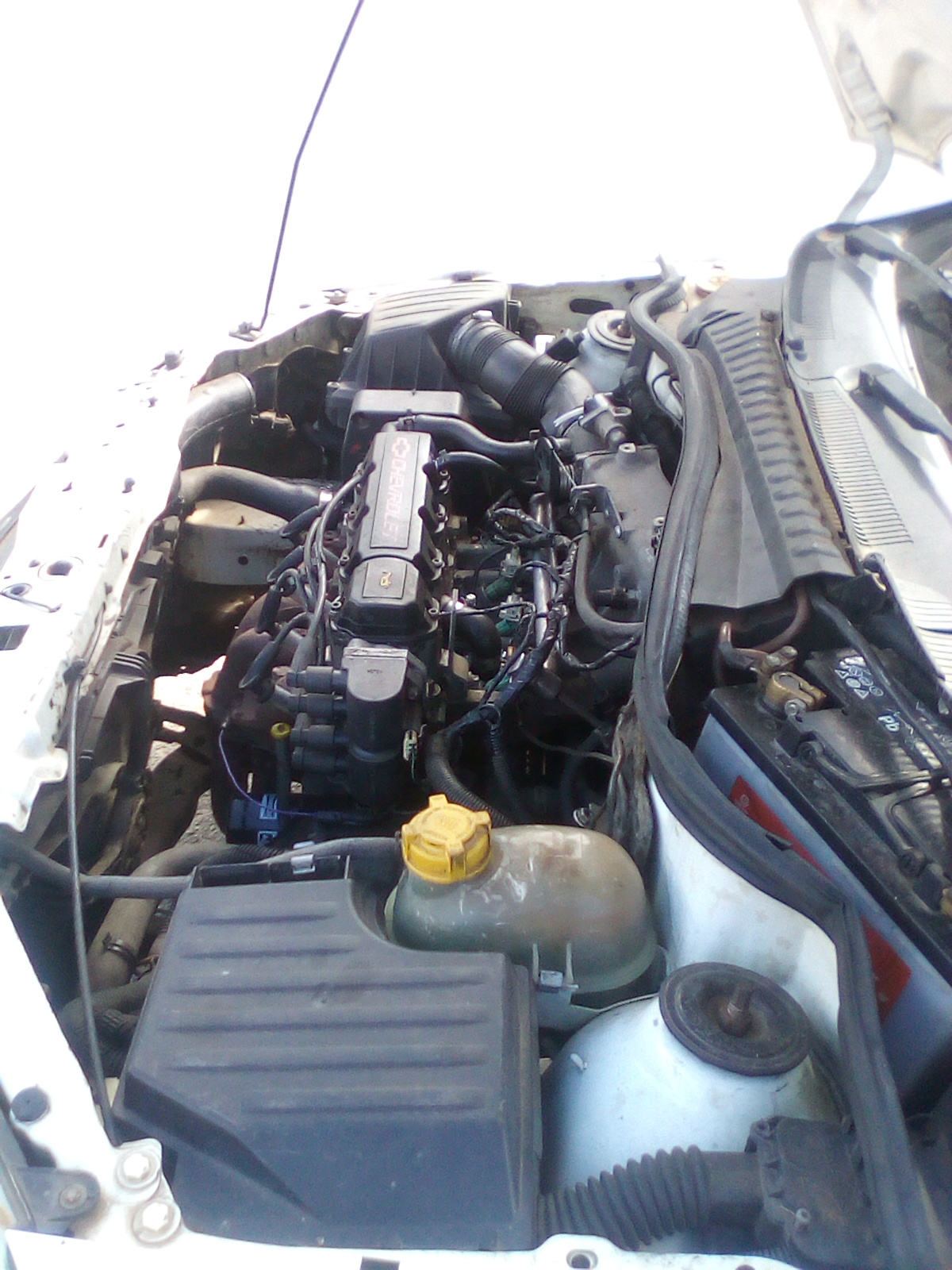 2011 Chevrolet Corsa Utility 1.4