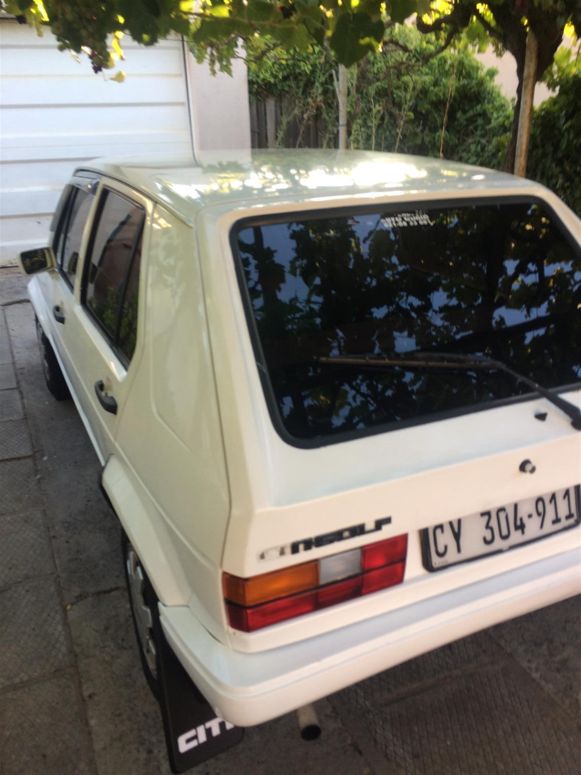 1992 VW Citi CITI 1.8i