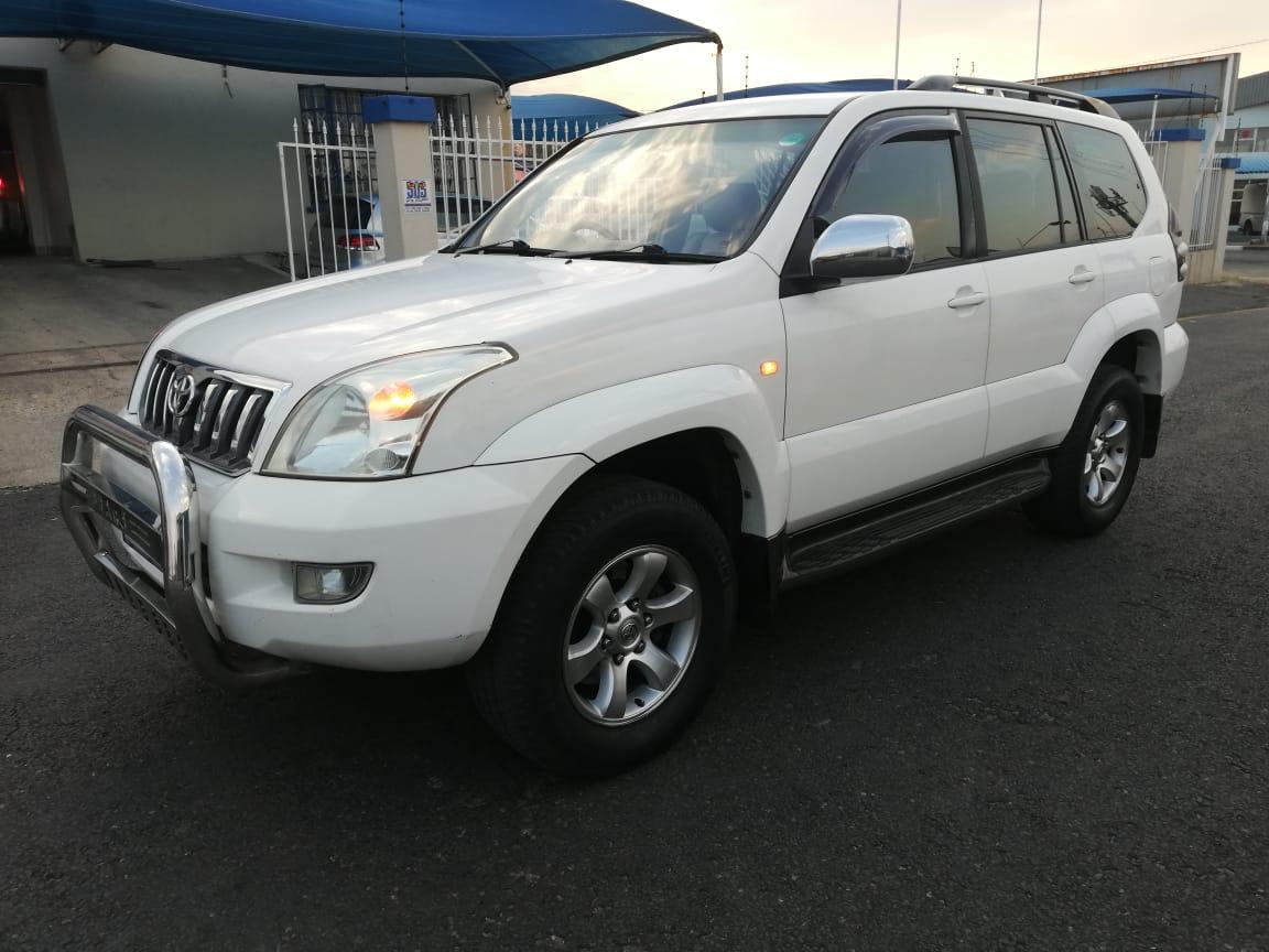 2004 Toyota Land Cruiser Prado PRADO VX 4.0 V6 A/T