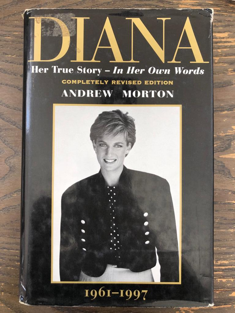 Diana: Her True Story--in Her Own Words (in Hardcover) by Andrew Morton