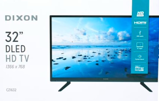 "Factory Deal! Dixon 32""/ 81cm HD DLED TV(brand new & boxed)"
