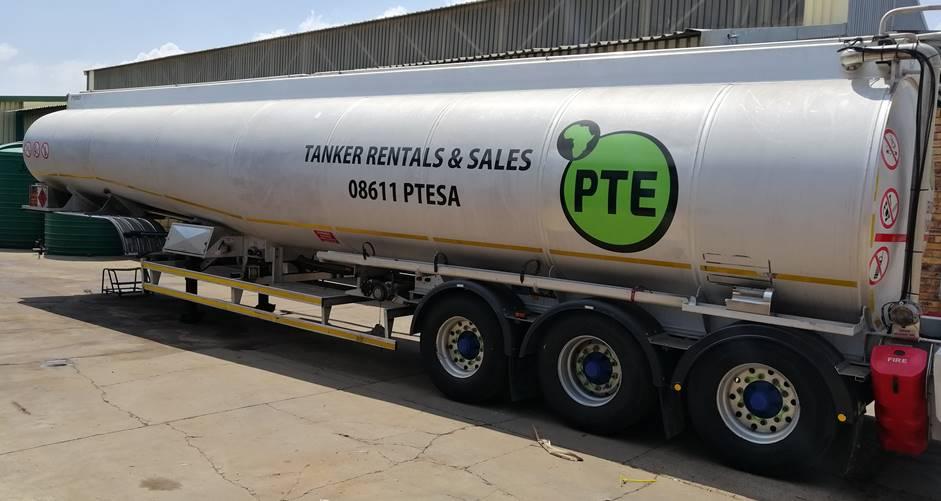 Rental Tanker