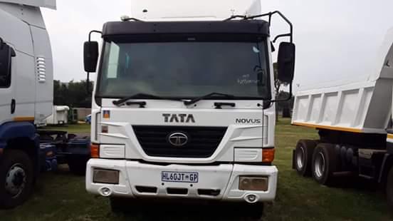 2013 TATA Novis 7548 horse with cummins engine