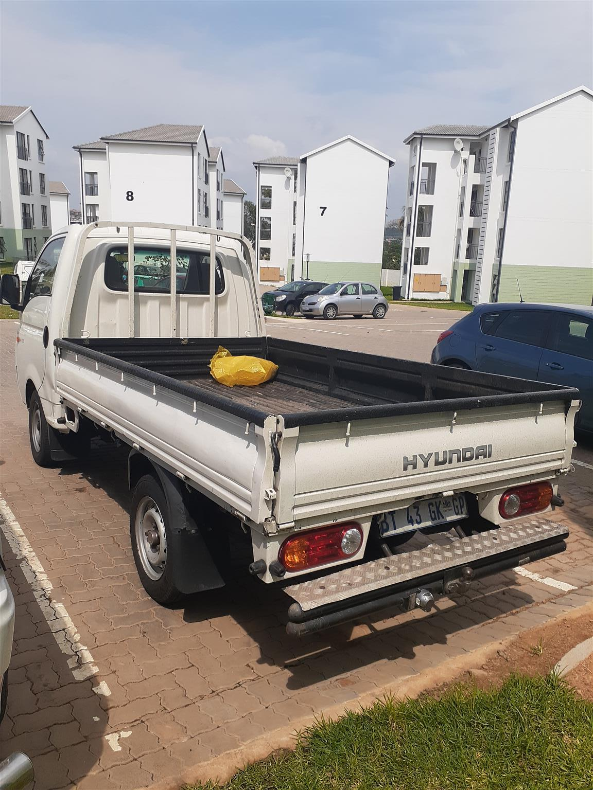 Furniture removals,Transport and Bakkie for hire