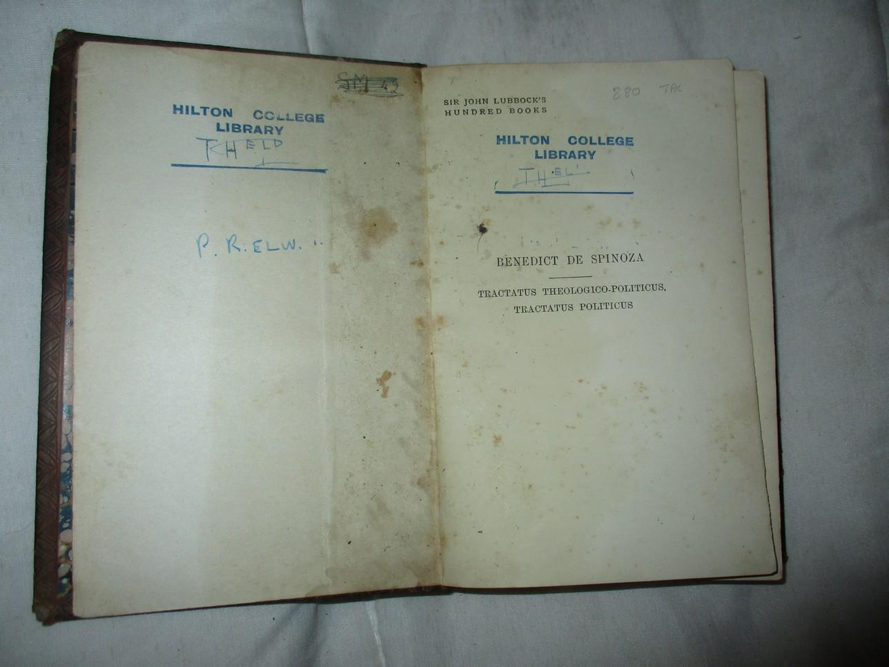 1860 or 1880 Antique   Book