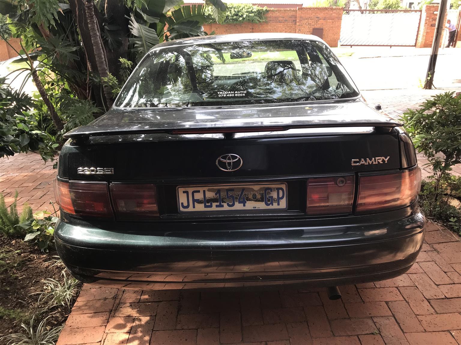 1996 Toyota Camry 2.4 XLi automatic