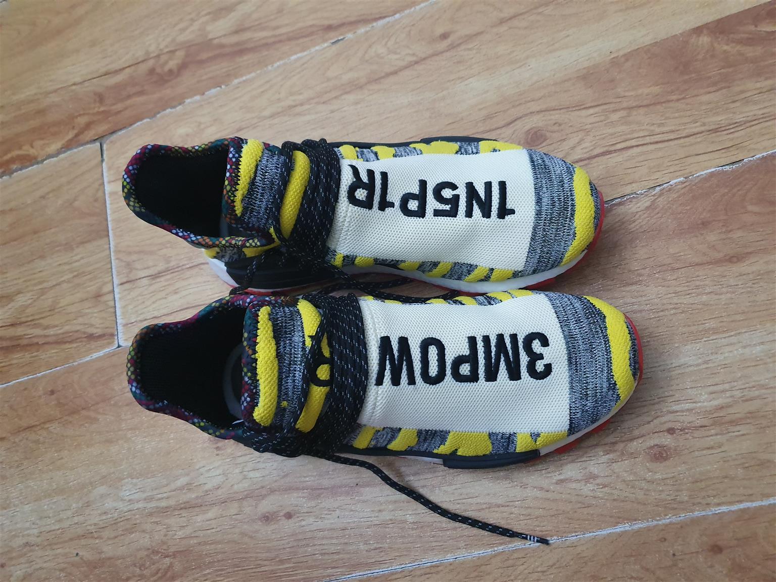Adidas Pharrell Williams NMD sneakers