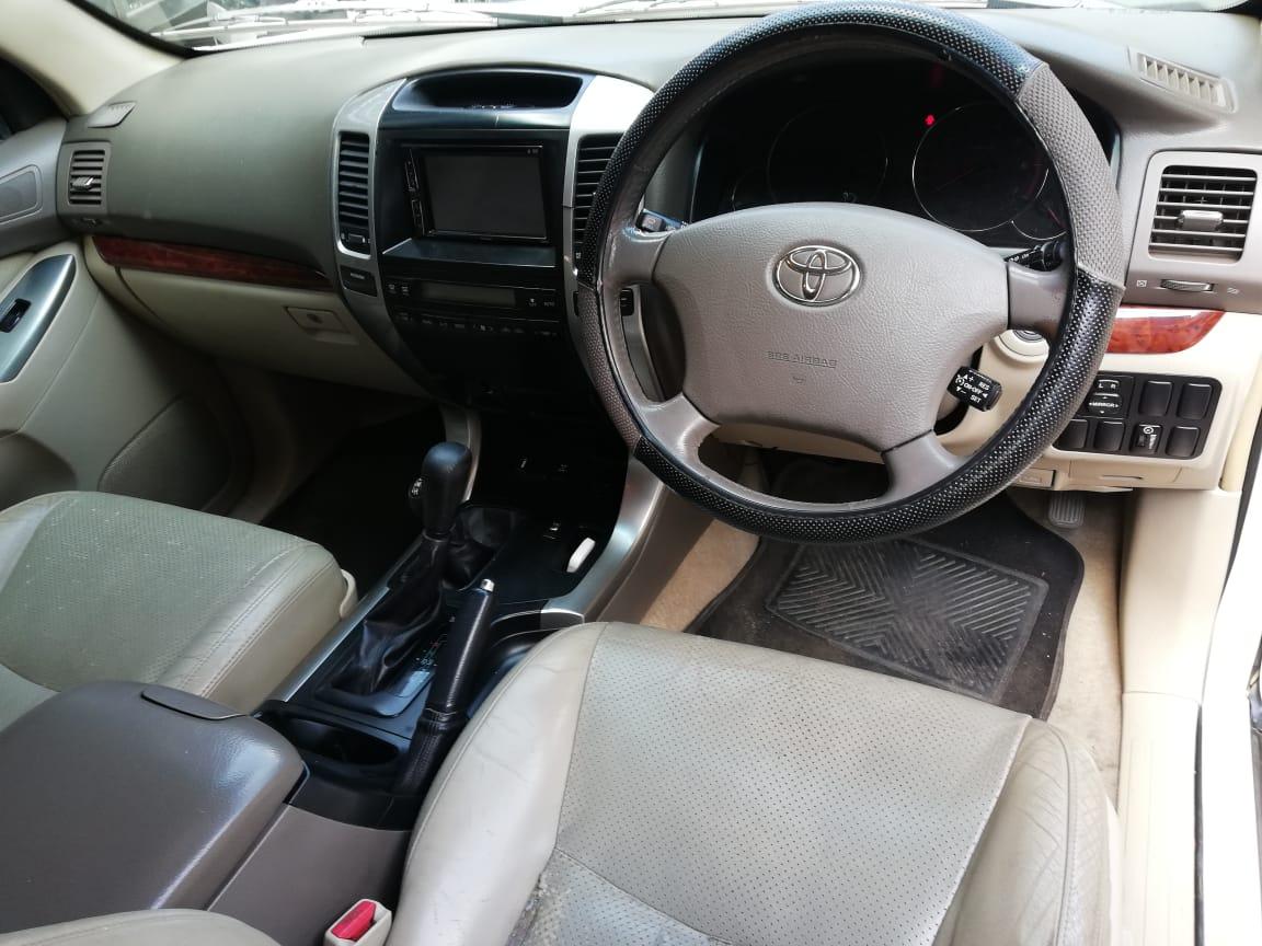 Toyota Prado Land Cruiser