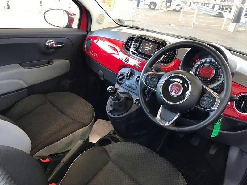 2018 Fiat 500 0.9 TwinAir Pop Star