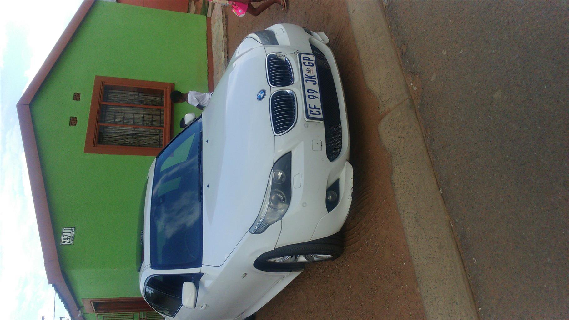 2018 BMW 5 Series 525i M Sport steptronic