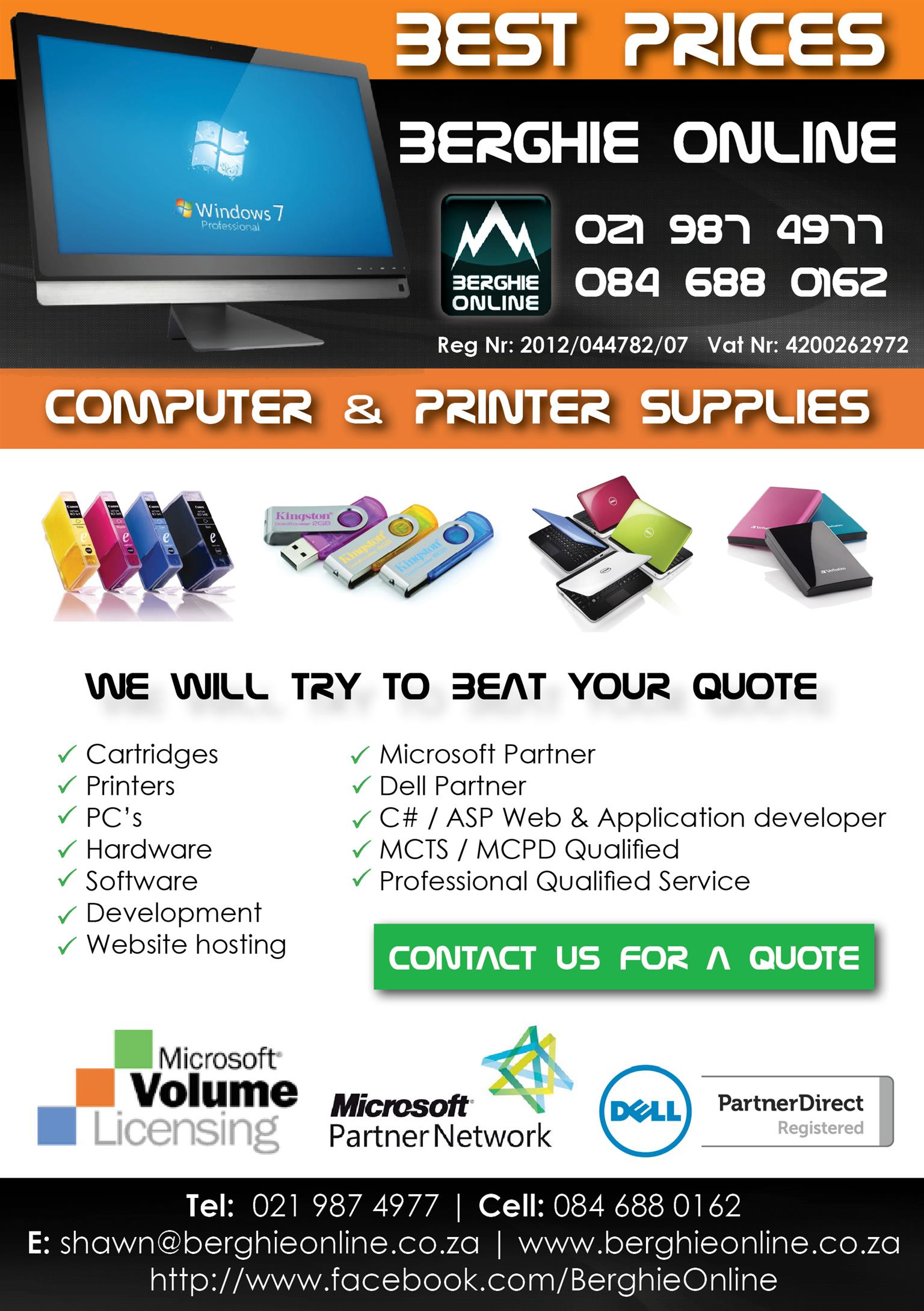 Best Prices On IT Hardware Software We Will Try To Beat Other Quotes