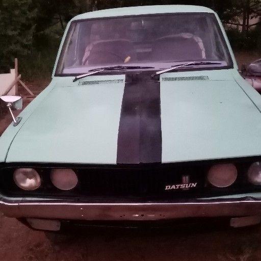74 Datsun 620 pick up