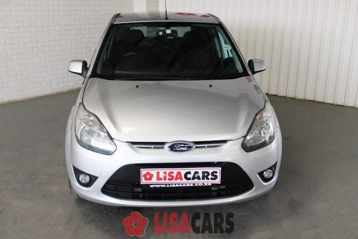2010 Ford Figo 1.4 Trend