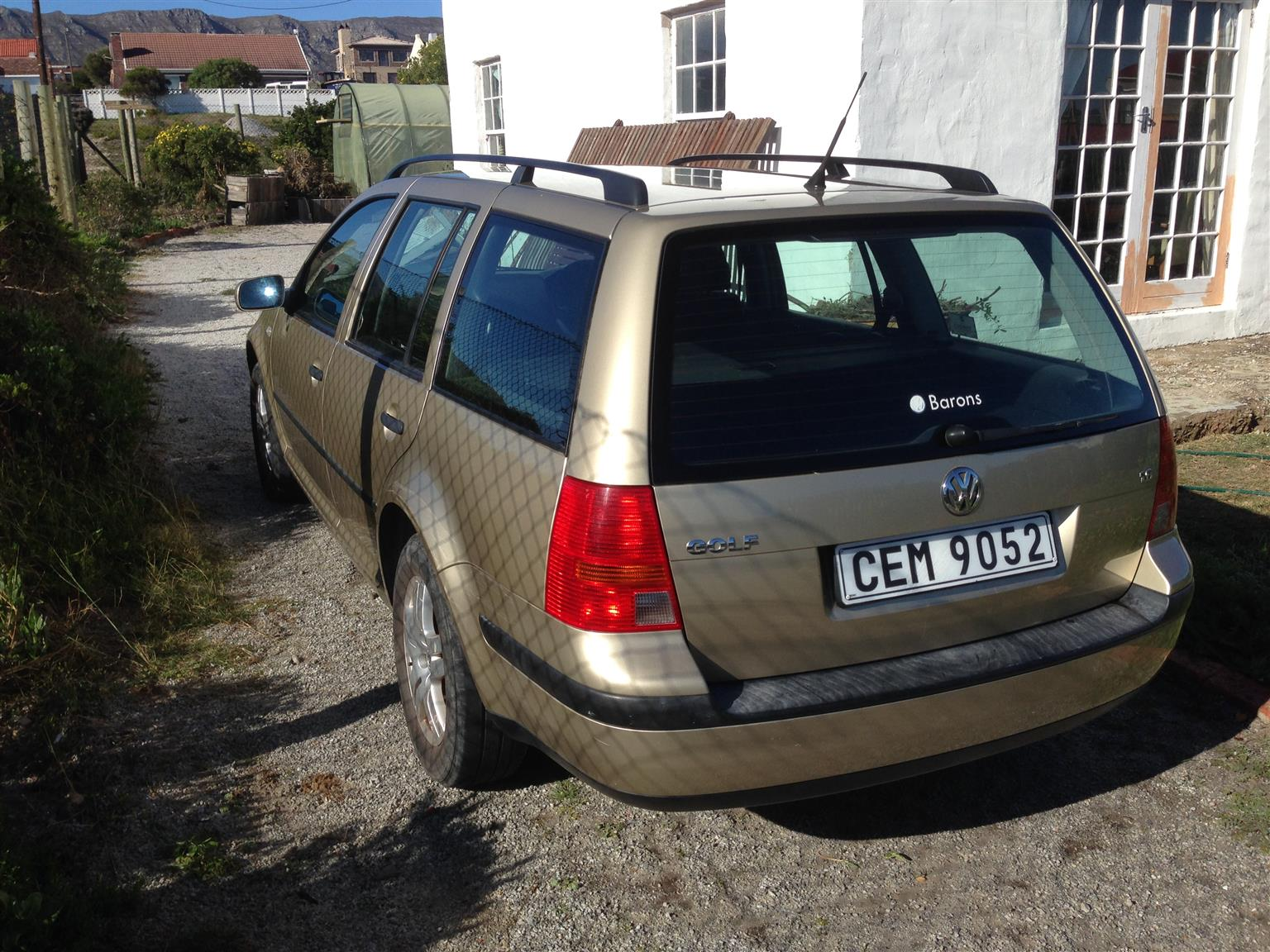 2002 VW Golf 1.6 Comfortline