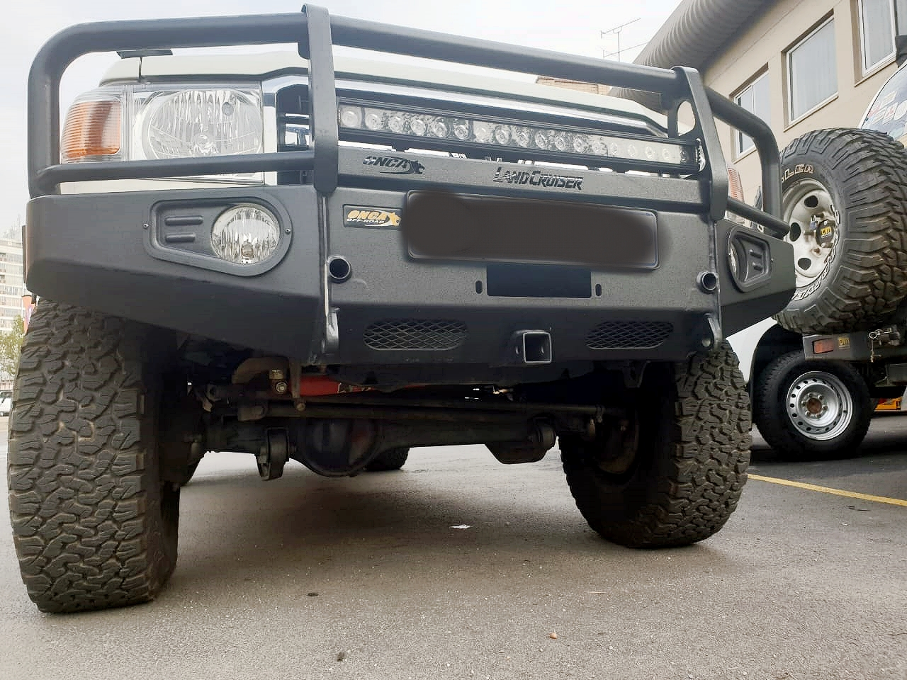 Body Bumpers