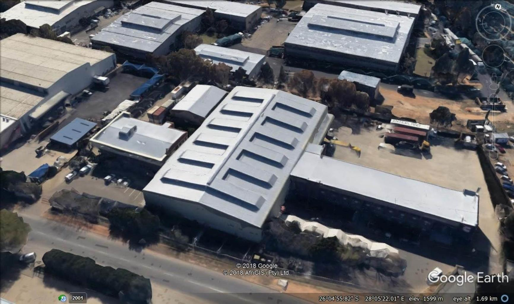 Industrial For Sale in EASTGATE