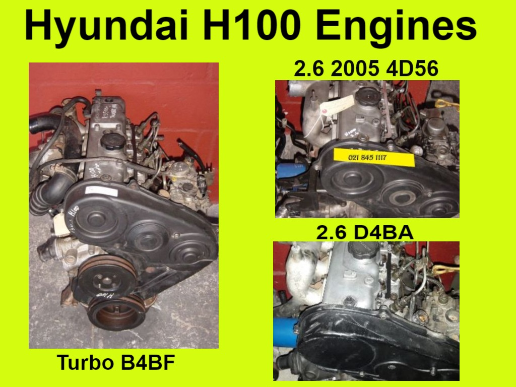 Hyundai H100 engines for sale  | Junk Mail