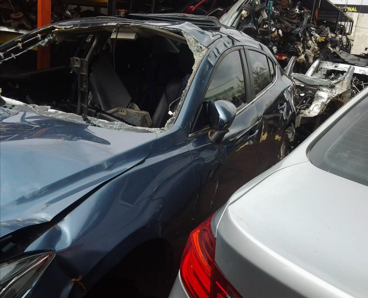 Mazda 3 Mk3 13-18 Preface Stripping