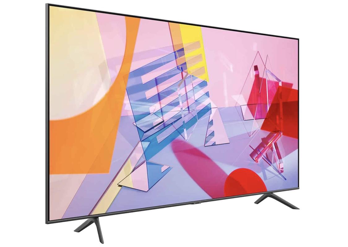 Samsung QLED 4K Smart TV 55inch (2020)
