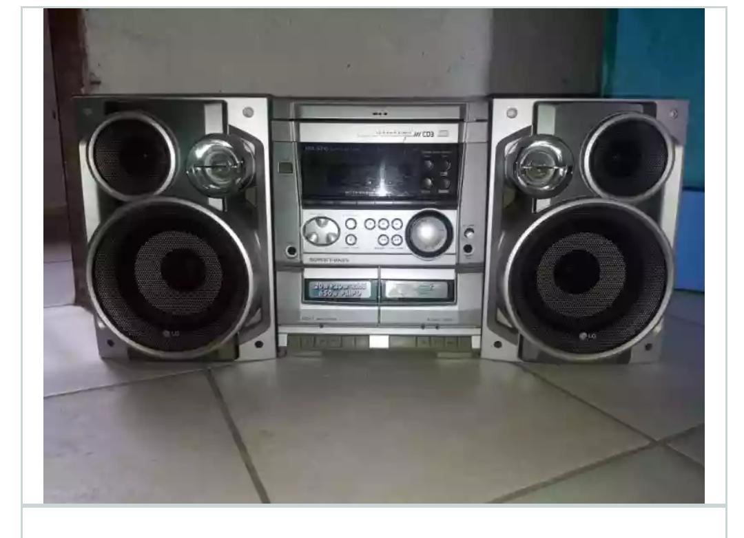 Hi-Fi for sale