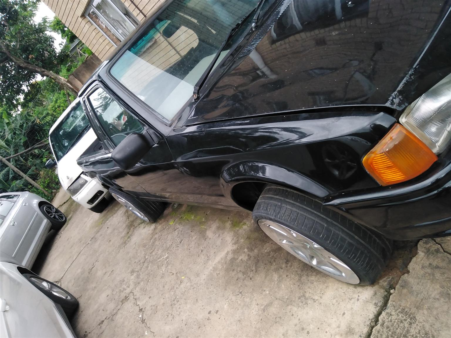 1993 Mazda Rustler